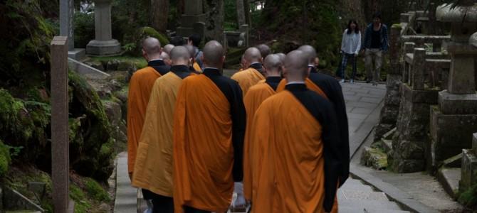 Le Mont Koya : une expérience spirituelle du Japon (part. 1/2)