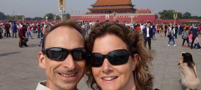 Beijing : foule, démesure et contrastes (1/3)