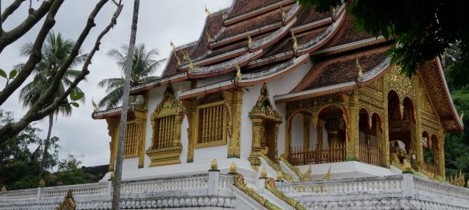 Dernier jour à/Last day in Luang Prabang