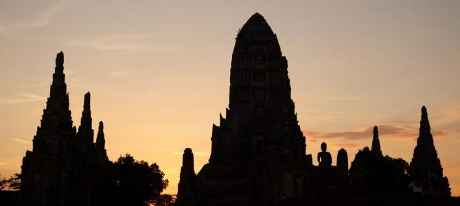 Ayutthaya – Jour 2 / Day 2