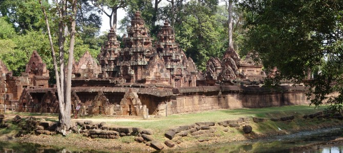 In Cambodia/Au Cambodge & Angkor Day/Jour 1