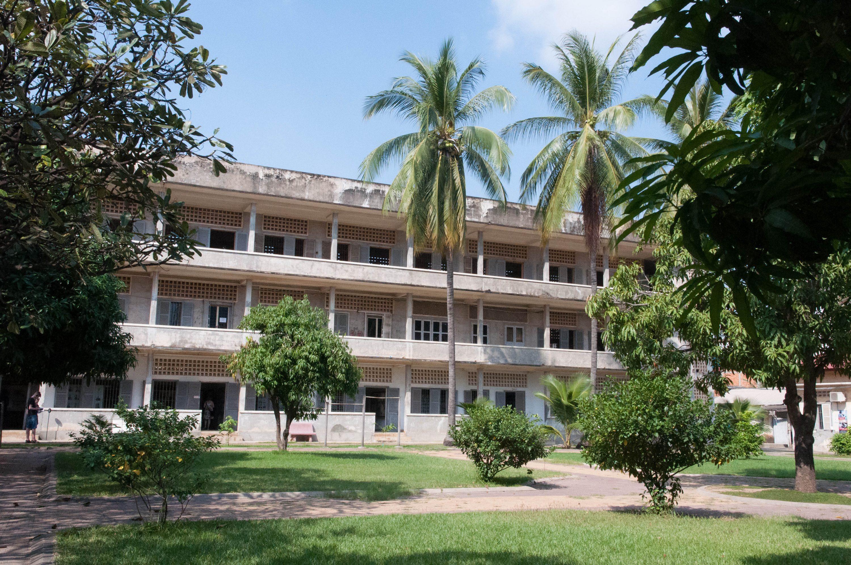 Génocide des Khmers rouges et musée national