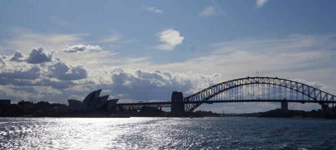 Déambulations historiques à Sydney – Discovering Sydney on foot