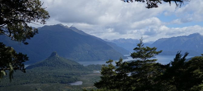 Rando du lac Manapouri et Te Anau – Lake Manapouri trek and Te Anau