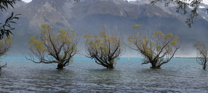 Visite et rando à Glenorchy – Visiting and trekking in Glenorchy