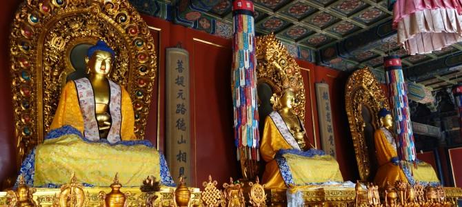 Beijing : foule, démesure et contrastes (2/3)