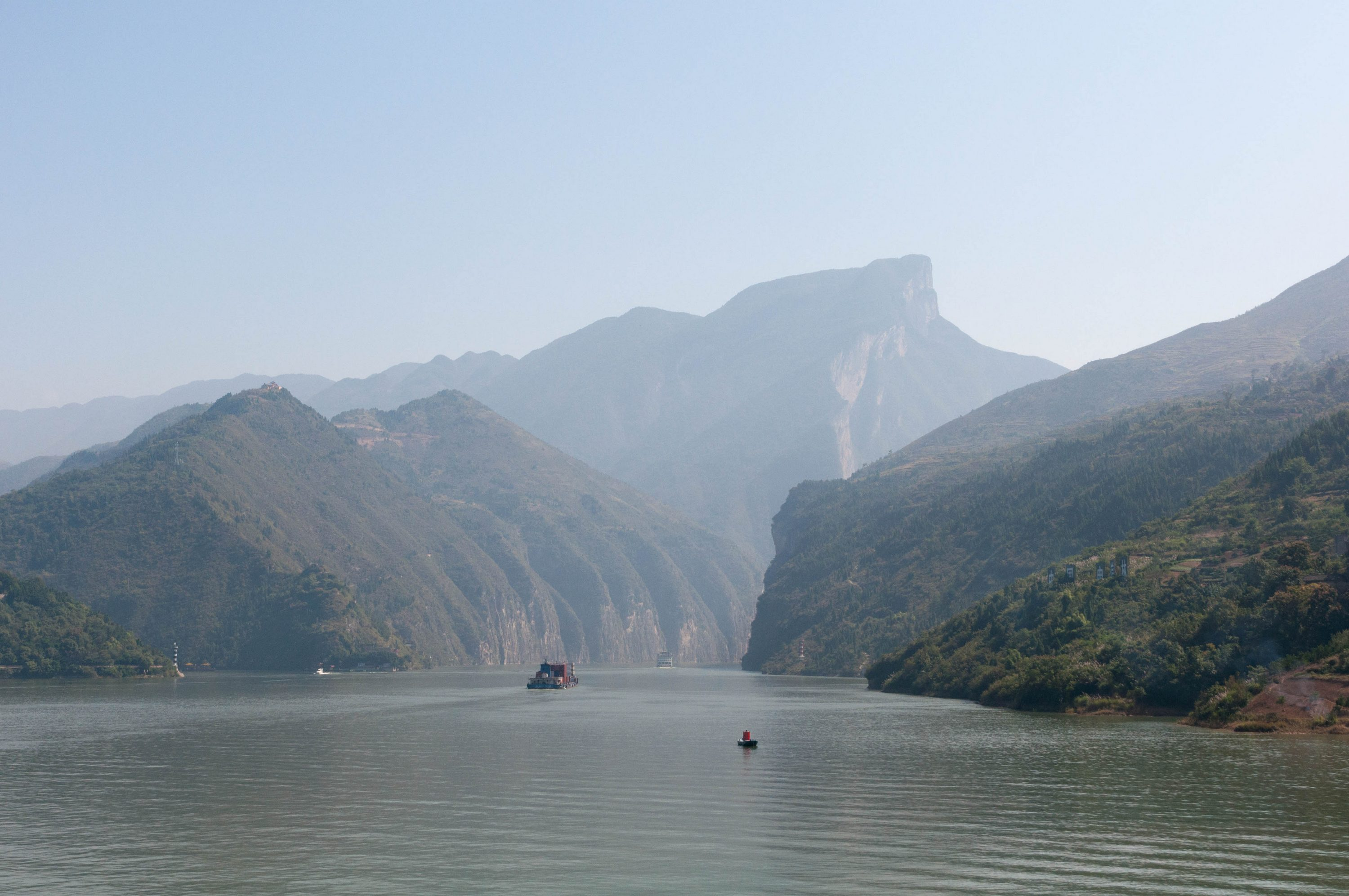 The Yangtze Three Gorges Cruise – Part 2/2