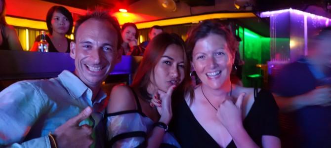Bangkok, fondue, climax et petite culotte… ou pas !