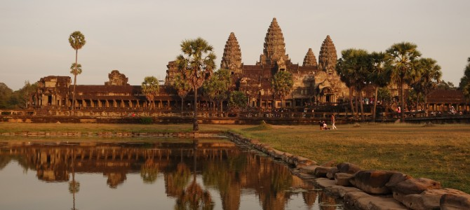 Temples d'Angkor – Jour 3, Angkor Wat, Bayon, Ta Prohm
